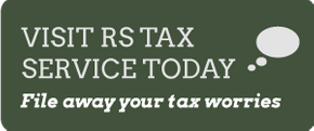 Visit RS Tax Service today | File away your tax worries